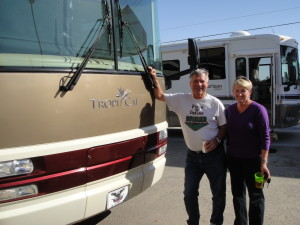 Ted & Ginny Trulson-RV Décor Customers