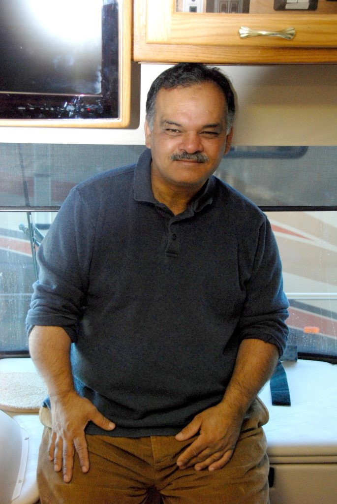 Owner Mujeeb Kahn-RV Decor