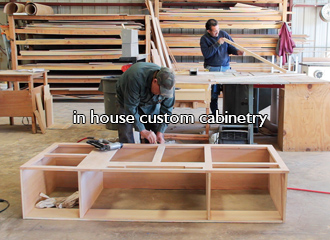 Custom Cabinets-RV Decor