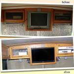 Jennings TV Upgrade-RV Décor