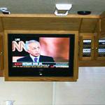 Lynch-New Flat Screen TV-RV Décor
