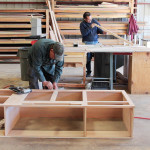 Building a Cabinet