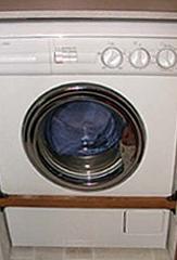 Coleman-Washer/dryer install-RV Décor