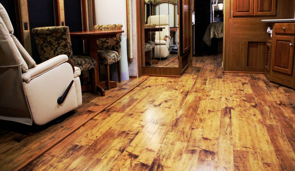Custom RV Flooring Services in Yuma, AZ